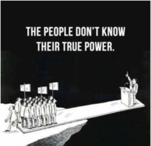 inspiratie: people don't know their true power